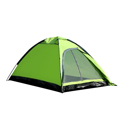 Enkeeo-2-Person-C&ing-Tent-Ultralight-Backpacking-Tents-  sc 1 st  Backpacking Mall & Enkeeo 2 Person Camping Tent Ultralight Backpacking Tents with ...