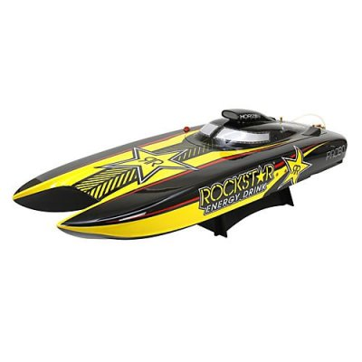 Pro-Boat-Rockstar-48-inch-Catamaran-Gas-Powered-RTR-RC-Boat
