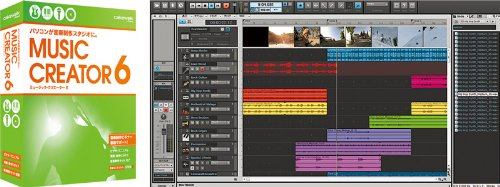 Cakewalk MUSIC CREATOR 6