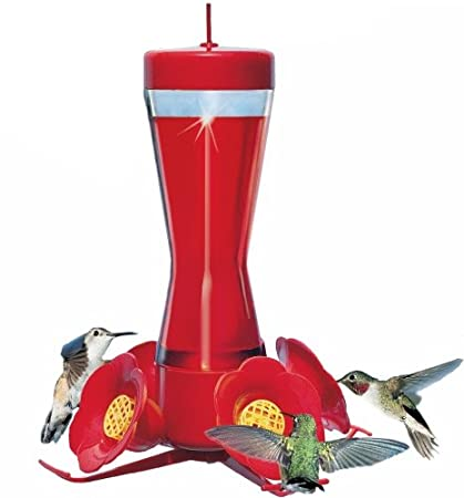 Perky Pet Hummingbird Pinch Waist Glass Bird Feeder, Price: $9.98