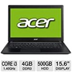 Acer Aspire V5-571-6647 15.6-Inch HD Display Laptop (Black) for $399.99 + Shipping