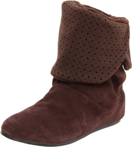 Etnies DAKOTA W'S 4201000265200, Damen Sneaker, Braun (BROWN 200), EU 41 (US 9.5)