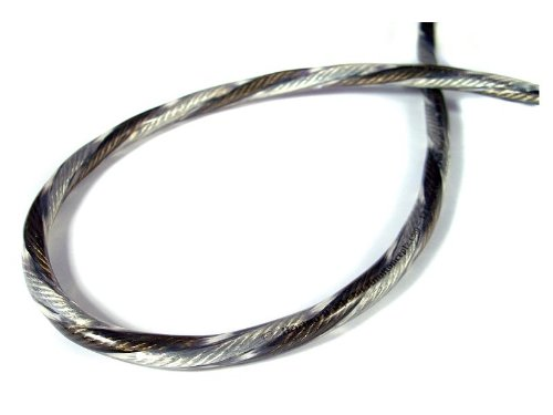 Karma Kable Twisted 12 Gauge Speaker Wire 50′ Review , For