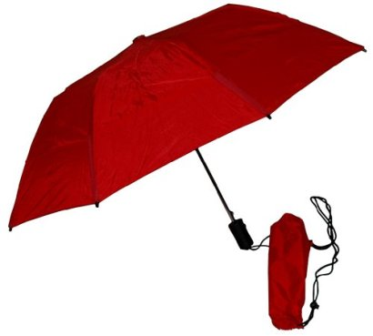 GustBuster-Metro-43-Inch-Automatic-Umbrella-Red