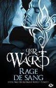L'Héritage de la dague noire, T3 : Rage de sang