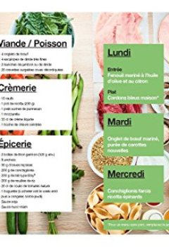 En 2h Je Cuisine Pour Toute La Semaine 80 Repas Faits Maison
