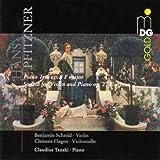 Pfitzner: Piano Trio, Op. 8 & Violin Sonata