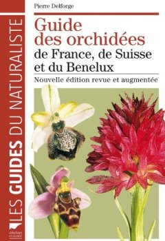Livres Couvertures de Guide des orchidées de France, de Suisse et du Benelux