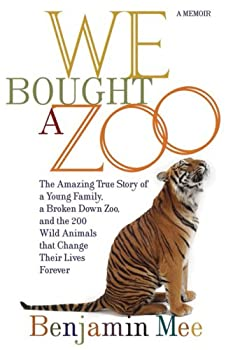 """Cover of """"We Bought a Zoo: The Amazing Tr..."""