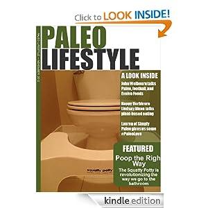 Paleo Lifestyle Magazine - Issue #4 - November 2012