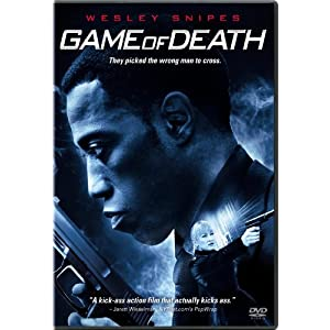 """ENTER TO WIN A DVD COPY OF """"GAME OF DEATH"""" 1"""