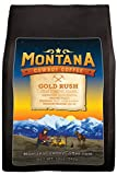 Montana Cowboy Coffee - GOLD RUSH, Whole Bean 12oz