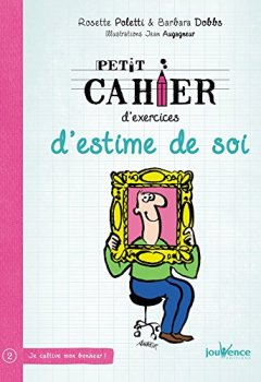 Livres Couvertures de Petit cahier d'exercices d'estime de soi