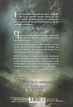 Télécharger Les Héritiers Denkidiev Tome 5 Abussos Pdf Livre Anne