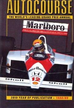 Livres Couvertures de AUTOCOURSE 1988/89