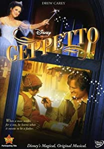 "Cover of ""Geppetto"""