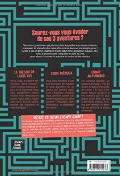 Bibliotheque Escape Game De Livres Pdf Gratuit