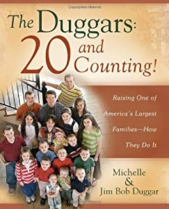 "Cover of ""The Duggars: 20 and Counting!: ..."