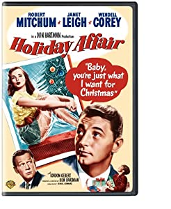 "Cover of ""Holiday Affair"""