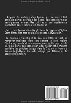 Livres Couvertures de Le Pacte de Baphomet