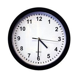 Spy-MAX-Surveillance-Wall-Clock-Hidden-Camera-w-Wifi-Remote-View-from-any-Internet-enabled-Mobile-device-or-Tablet-Worldwide-90-Day-Standby-Battery