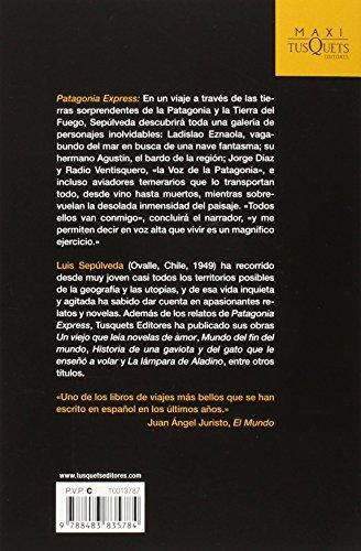 patagonia express luis sepulveda pdf