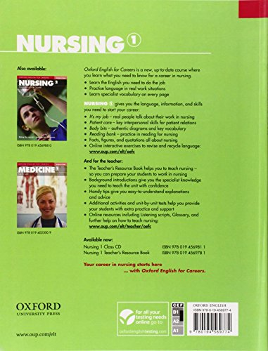 Pdf nursing careers oxford 1 for english