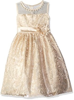American-Princess-Girls-Heavy-Embroidered-Dress-with-Pearl-Rhinestone-Neckline