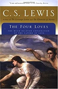 "Cover of ""The Four Loves"""
