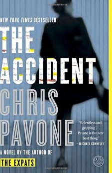 The Accident by Chris Pavone| wearewordnerds.com