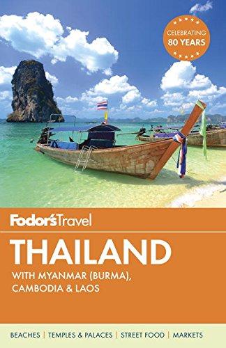 Fodor's Thailand: with Myanmar (Burma),