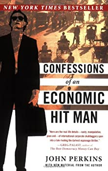 "Cover of ""Confessions of an Economic Hit ..."