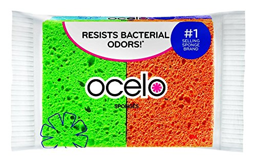 O-Cel-O Sponges, 4 Count