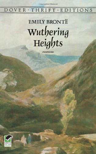 Wuthering Heights (Dover Thrift Editions): Emily Brontë: 9780486292564: Amazon.com: Books
