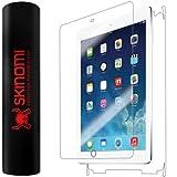 Skinomi® TechSkin - Apple iPad Air Wi-Fi + LTE (5th Generation) Screen Protector Ultra Clear Shield + Full Body Protective Skin + Lifetime Warranty