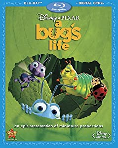 """Cover of """"A Bug's Life [Blu-ray]"""""""