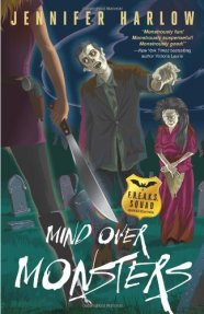 Mind Over Monsters (A F.R.E.A.K.S. Squad Investigation #1)