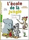 Gaspard le léopard, tome 10 : L'école de la jungle