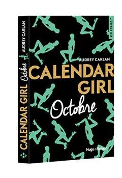 Livres Couvertures de Calendar Girl - Octobre