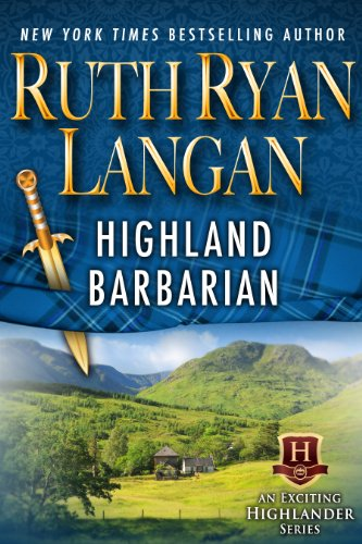 Highland Barbarian (Highlander Series)