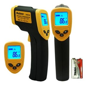 Nubee Temperature Gun Non-contact Digital Laser Infrared IR Thermometer