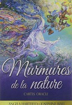 Livres Couvertures de Murmures de la nature : Cartes oracle