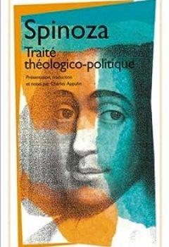 Livres Couvertures de Traité Théologico Politique