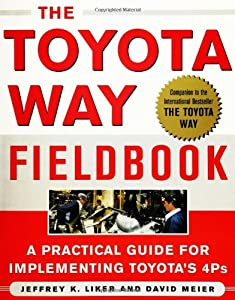 """Cover of """"The Toyota Way Fieldbook"""""""