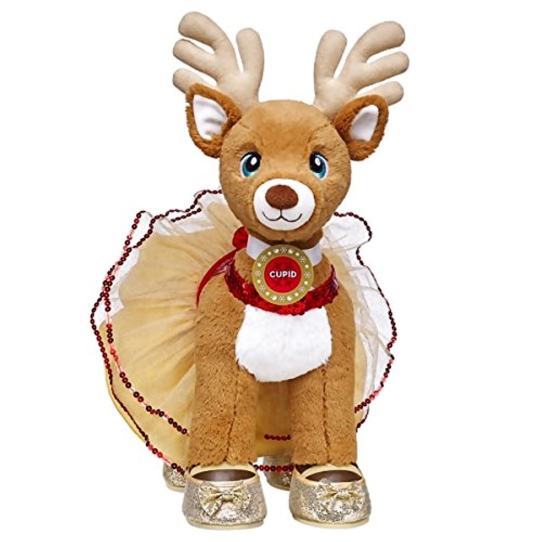 Build A Bear Workshop Santas Reindeer Set Cupid