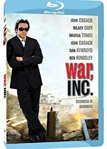 """Cover of """"War, Inc."""""""