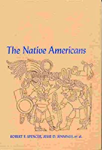 """Cover of """"THE NATIVE AMERICANS"""""""