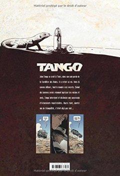 Livres Couvertures de Tango - tome 1 - Un Océan de pierre