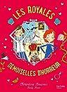 Les royales baby-sitters, tome 2 : Les royales demoiselles d'horreur