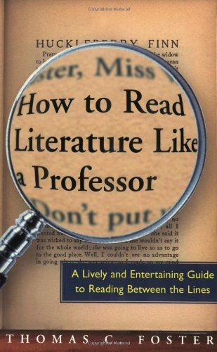 """Cover of """"How to Read Literature Like a P..."""